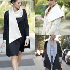 Chic outerwear :)