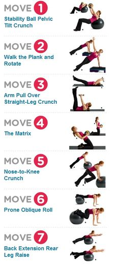30 Day abs!