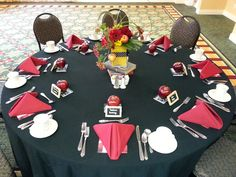 """""""Back to School"""" themed luncheon"""