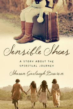 """Join our book club and read """"Sensible Shoes?"""" These characters all wrestle with faith in such a true-to-life way – a way I often don't see in Christian fiction – and that's the real gift of this book."""