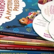 Pedro and Margarita bilingual books from Heritage Language