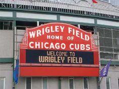 Wrigley Field, Chicago, IL