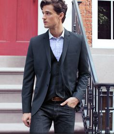 H&M great for a business casual setting