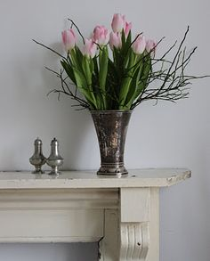 tulip arrangement