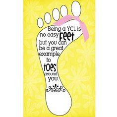 Handouts YW Girls Camp