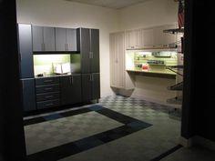 A garage workspace to brag about!