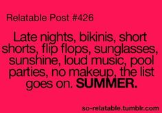 Summer time <3