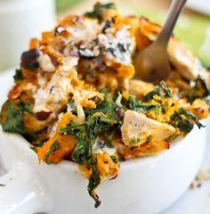ooh this looks yummy.. Butternut Squash Chicken Mash #paleo #food #primal #recipes