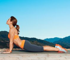 Jillian's No-Equipment Workout (16 minutes). Do as many reps as you can in one minute... I'll definitely have to try this one. I use Jillian Michaels + SELF.com daily!