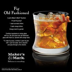 Maker's Mark: Pinterest Feed   The Cocktail Project