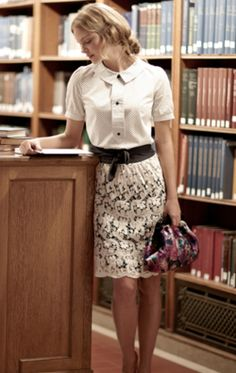 Librarian chic?