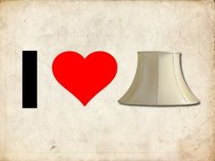youth group game- i love lamp.  I would use just lamp shades though....