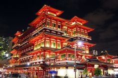 Chinatown in Singapore is a cultural district featuring traditional Chinese elements such as the oldest Hokkien temple, Thian Hock Keng Temple;conserved shophouses and the Chinatown complex where you can experience the Singapore 'wet market'. Nearest MRT: Chinatown