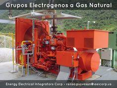Grupos electrogenos a gas natural precios
