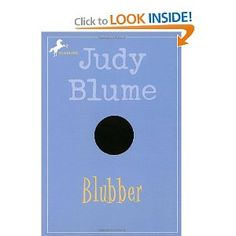 "the vicious cycle of bullying in blubber a novel by judy blume Plan to collaborate on a novel about a fat girl ""was judy blume's blubber our book would be beneficial to lots of i've smashed that vicious cycle."