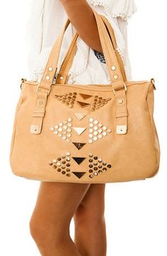 The Everything Collective Bag in Nude