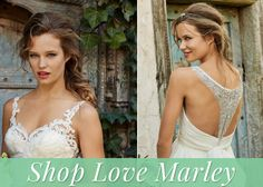 Shop wedding dresses from Love Marley