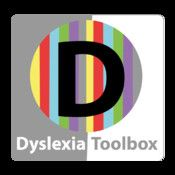 Dyslexia Toolbox <  free app allowsyou to transform text into a more readable format, for dyslexics - whether that's a bigger font, a different typeface or a different background color. It works for emails and text messages, and you can reply in your chosen style and then turn it back into the traditional black-and-white before hitting send. social work, educ station, household idea, therapi idea, child therapi, work app, therapi tool, ipad app