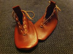 leather shoe pattern.