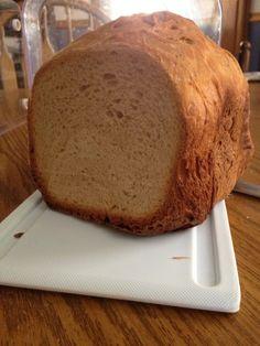 White Bread - Bread Machine Recipe