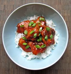 Recipe for General Tsos Chicken