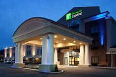 Holiday Inn Express, Meadville PA