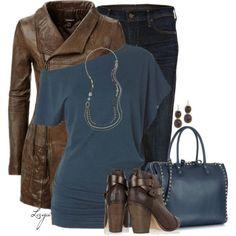 Blue & Booties
