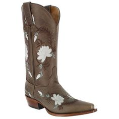 Shyanne® Women's Floral Embroidered Western Boots