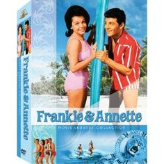 Frankie and Annette Beach movies!