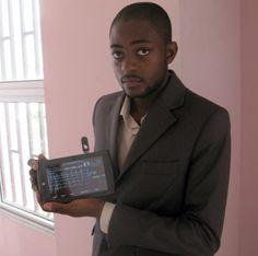 African Creation Energy: Cameroon Engineer Arthur Zang Invents the Cardiopad