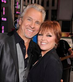 Pat Benatar and Neil Giraldo  -  30 years strong and counting