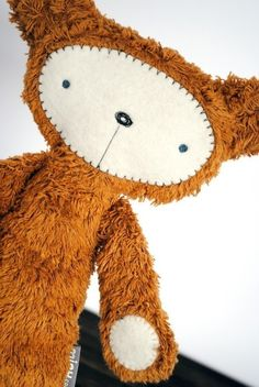 handmade teddy-bear