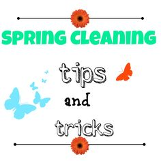 #Spring #cleaning #tips and tricks