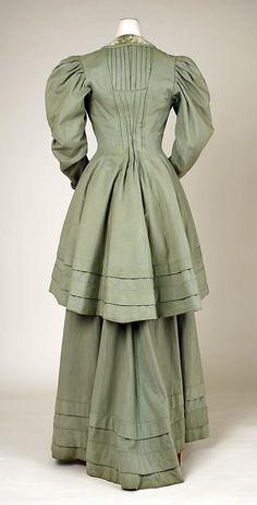 American Wool Suit (back), ca. 1908