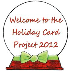 Welcome to the Holiday Card Exchange - 2012
