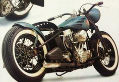 | Harley-Davidson Panhead bobber |