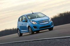 With a 119 MPGe Rating, the 2014 Chevy Spark EV is the Most Efficient Electric Vehicle Available in the US