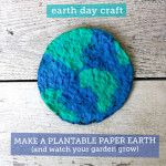 fun scienc, craft, activities for kids, school, paper, earth day, garden, earthday, earth scienc
