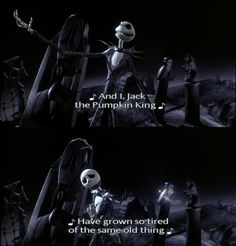 nightmare before christmas movie quotes quotesgram