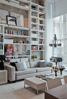 Stunning Library Bookshelves   Flickr - for Aphrochic