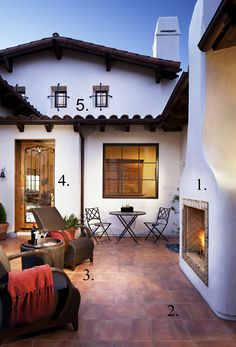 Great escapes: Create a hilltop hacienda http://blog.hgtvgardens.com/great-escapes-hilltop-hacienda-with-an-old-world-look/?soc=pinterest