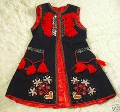 polish folk costume