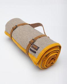 Wool blanket by Pendleton