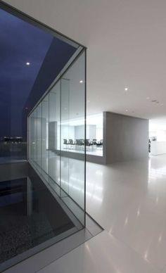 ::INTERIORS:: Breathing Factory in Osaka, Japan by Takashi Yamaguchi & Associates.
