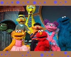 Sesame Street Live Make New Friends Cast