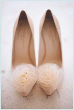 Shoes #White #Pastel #Rose #Pale #Pink #Blush Wedding ... Wedding Inspirations  ... #budget #wedding #ideas #app ........ https://itunes.apple.com/us/app/the-gold-wedding-planner/id498112599?ls=1=8