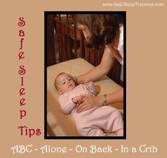 how to get baby to sleep alone in crib