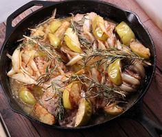 apple onion pork chops