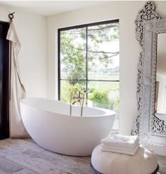 Love the bath tub  This is the tub I want!
