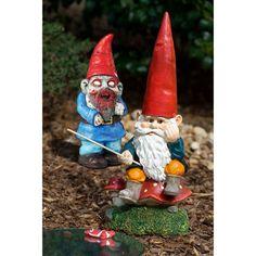 #Zombie #Gnomes